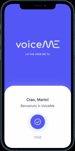Welcome_login_VoiceMe